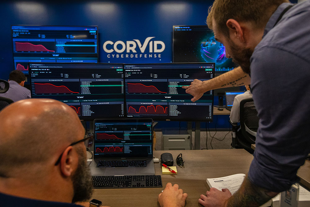 Haven - Military-Grade Cyber Defense by Corvid Cyberdefense