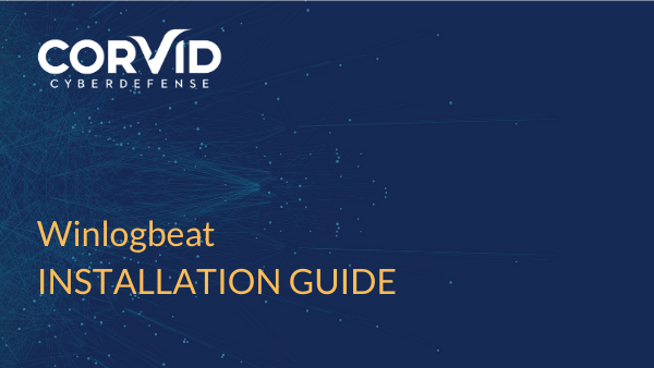 installation guide for winlogbeat